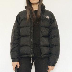 The North Face TNF Nuptse 700 Fill Puffer Jacket